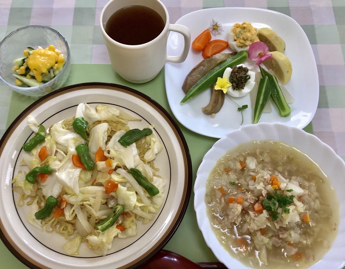 温 野菜 ランチ